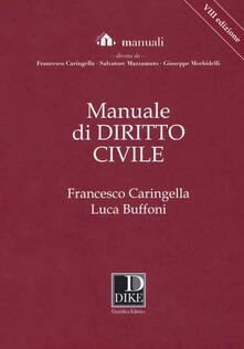 Vitalitart.it Manuale di diritto civile. Con Aggiornamento online Image