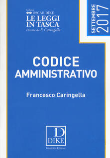 Codice amministrativo 2017
