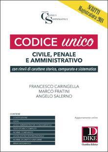 Codice unico. Civile, penale e amministrativo.pdf