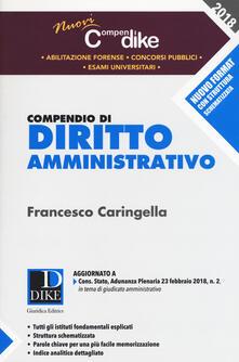 Chievoveronavalpo.it Compendio di diritto amministrativo Image