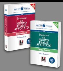 Antondemarirreguera.es Manuale del nuovo esame avvocato. Diritto civile-Manuale del nuovo esame avvocato. Diritto penale Image