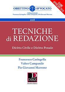 Tecniche di redazione. Diritto civile e diritto penale.pdf