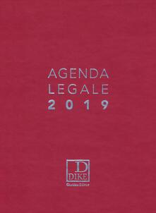 Agenda legale dudienza 2019. Ediz. fucsia.pdf