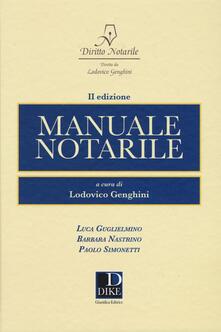 Camfeed.it Manuale notarile Image
