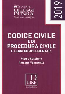 Amatigota.it Codice civile e di procedura civile e leggi complementari Image