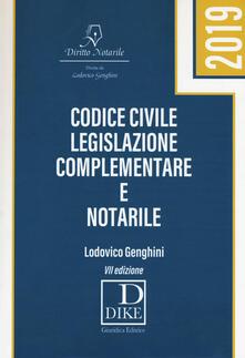 Premioquesti.it Codice civile, legislazione complementare e notarile Image