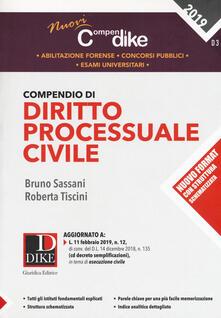 Ilmeglio-delweb.it Compendio di diritto processuale civile Image