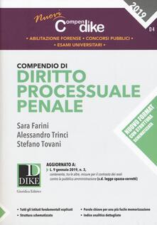 Winniearcher.com Compendio di diritto processuale penale Image