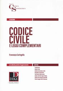Museomemoriaeaccoglienza.it Codice civile e leggi complementari. Con aggiornamento online Image
