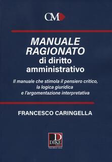 Radiospeed.it Manuale ragionato di diritto amministrativo Image
