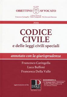 Promoartpalermo.it Codice civile e delle leggi civili speciali. Annotato con la giurisprudenza Image