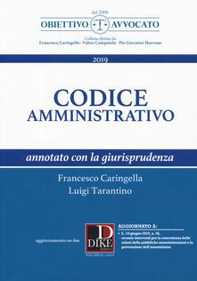Daddyswing.es Codice amministrativo annotato con la giurisprudenza. Con aggiornamento online Image