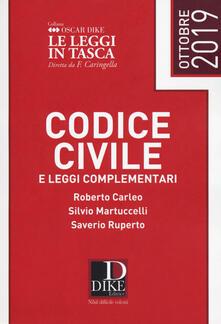 Promoartpalermo.it Codice civile e leggi complementari Image