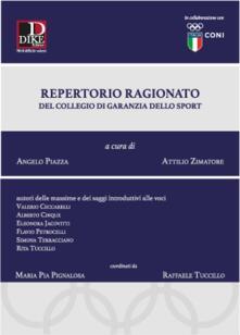 Repertorio ragionato del collegio di garanzia dello sport.pdf