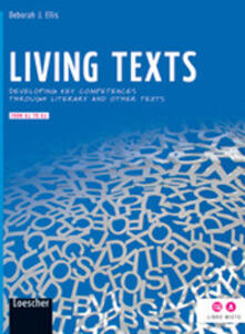 Charun.it Living texts. Developing key competences through literary and other texts. Per la Scuola media. Con espansione online Image