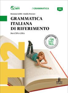 Winniearcher.com Grammatica italiana di riferimento. Per CTP e CPIA. Livello: A1-A2 Image