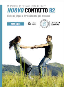 Cefalufilmfestival.it Nuovo Contatto. Corso di lingua e civiltà italiana per stranieri. Manuale B2 Image