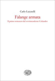 Falange armata - Carlo Lucarelli - ebook