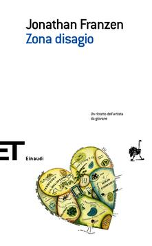 Zona disagio - Jonathan Franzen,Silvia Pareschi - ebook