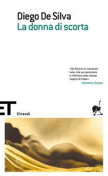 La donna di scorta - Diego De Silva - ebook