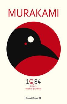 1Q84. Libro 3. Ottobre-dicembre - Giorgio Amitrano,Haruki Murakami - ebook