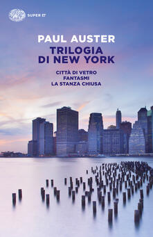 Trilogia di New York - Massimo Bocchiola,Paul Auster - ebook