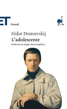 L' adolescente - Fëdor Dostoevskij - ebook