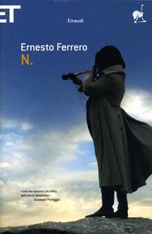 N. - Ernesto Ferrero - ebook