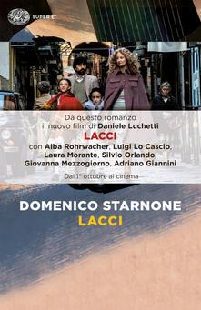 Lacci - Domenico Starnone - ebook