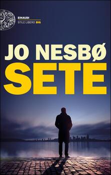 Sete - Jo Nesbø,Eva Kampmann - ebook