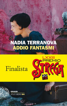 Addio fantasmi - Nadia Terranova - ebook