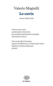 Le cavie. Poesie 1980-2018 - Valerio Magrelli - ebook