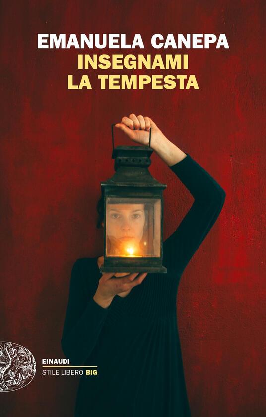 Insegnami la tempesta - Emanuela Canepa - ebook