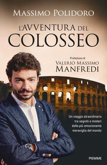 L' avventura del Colosseo - Massimo Polidoro - ebook