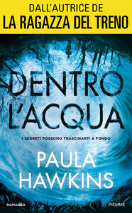 Ebook Dentro l'acqua Hawkins, Paula