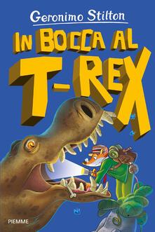 In bocca al T-Rex - Geronimo Stilton - ebook