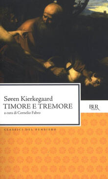 Timore e tremore - Sören Kierkegaard - ebook