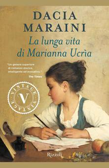 La lunga vita di Marianna Ucrìa - Dacia Maraini - ebook