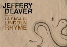 La saga di Lincoln Rhyme - Jeffery Deaver - ebook