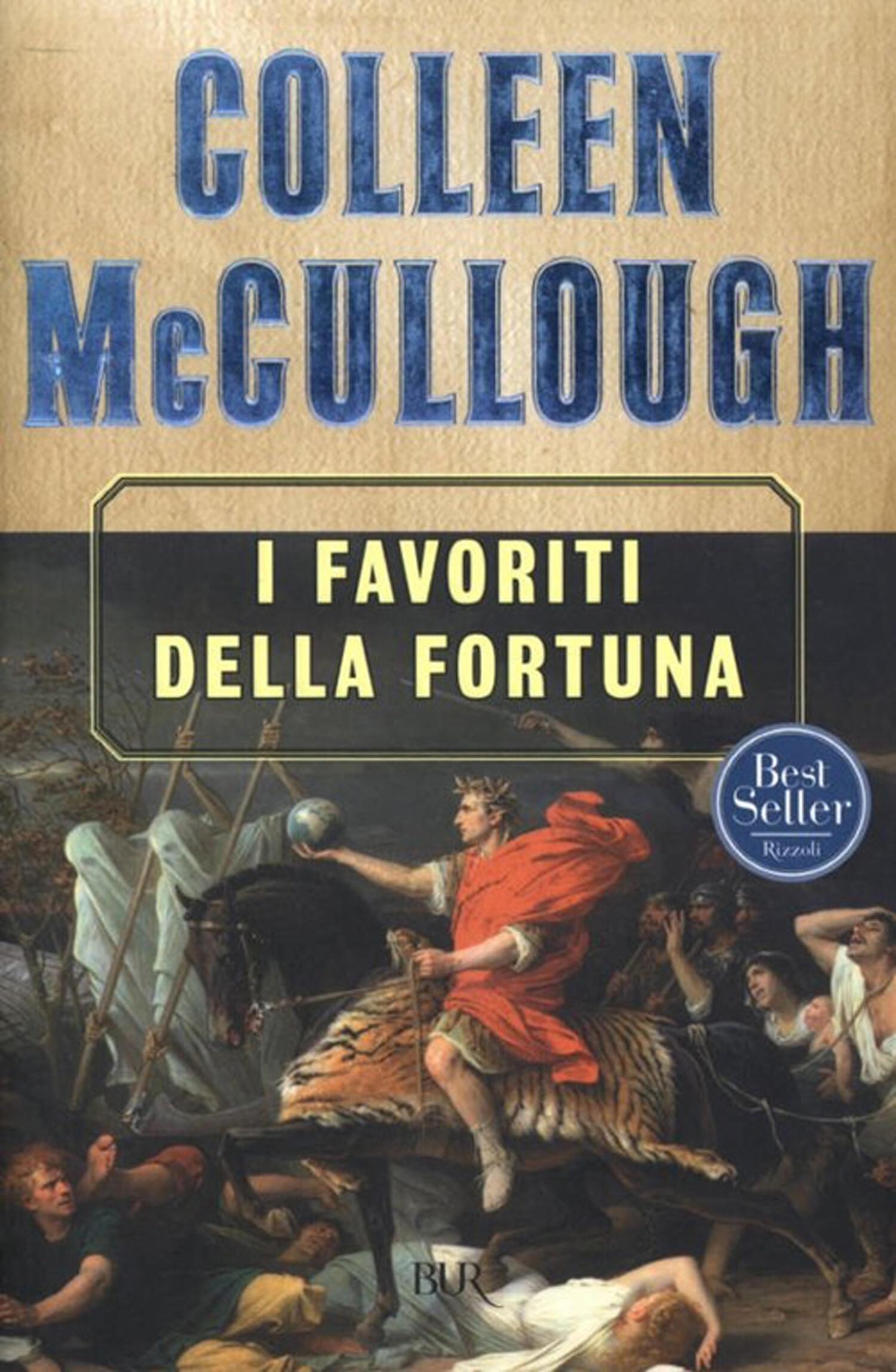 I favoriti della fortuna - McCullough, Colleen - Ebook