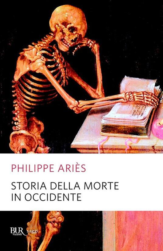 Storia della morte in occidente - Philippe Ariès - ebook