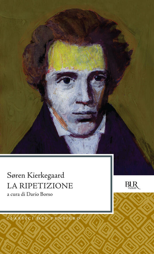 La ripetizione - Sören Kierkegaard,D. Borso - ebook