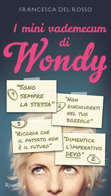 I mini vademecum di Wondy - Francesca Del Rosso - ebook