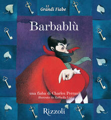 Barbablù - Charles Perrault,R. Ligi - ebook