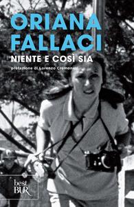 Ebook Niente e così sia Fallaci, Oriana