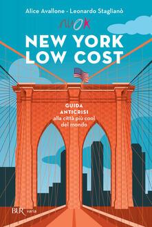 New York low cost - Alice Avallone,Leonardo Staglianò - ebook