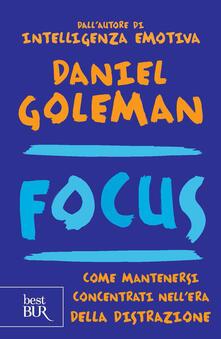 Focus - Daniel Goleman,D. Didero - ebook
