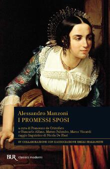 I promessi sposi - Francesco De Cristofaro,Alessandro Manzoni - ebook