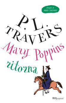Mary Poppins ritorna - Mary Shepard,L. Bompiani,Pamela Lyndon Travers - ebook