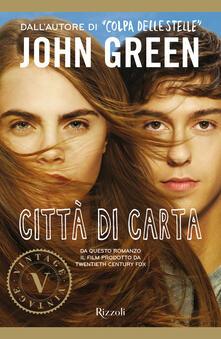 Città di carta (VINTAGE) - John Green,Stefania Di Mella - ebook